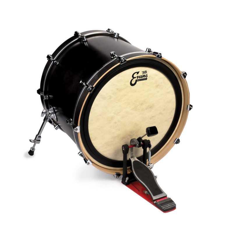 Evans EMAD Calftone Tom Hoop Drum Head, 16 Inch