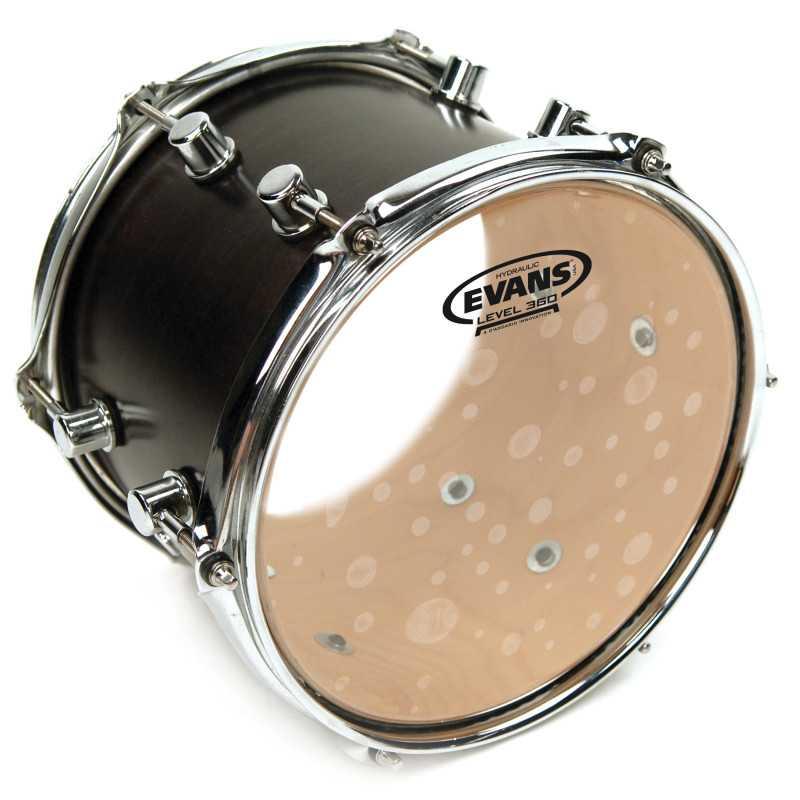 Evans Hydraulic Glass Drum Head, 16 Inch