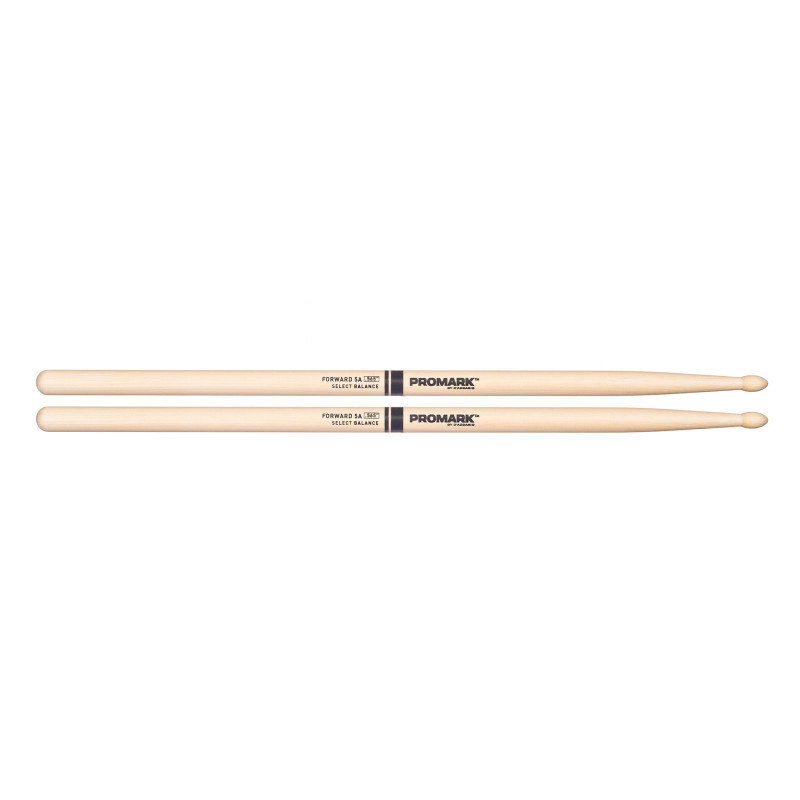 "ProMark Forward Balance Drum Stick, Wood Tip, .565"" (5A)"