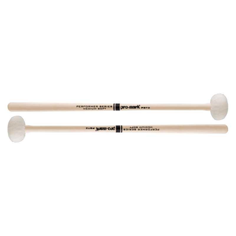 Performer Series PST2 Medium Maple Timpani Mallet