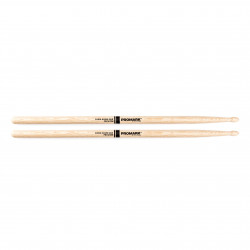 "ProMark Shira Kashi Oak 747B ""Super Rock"" Wood Tip drumstick"