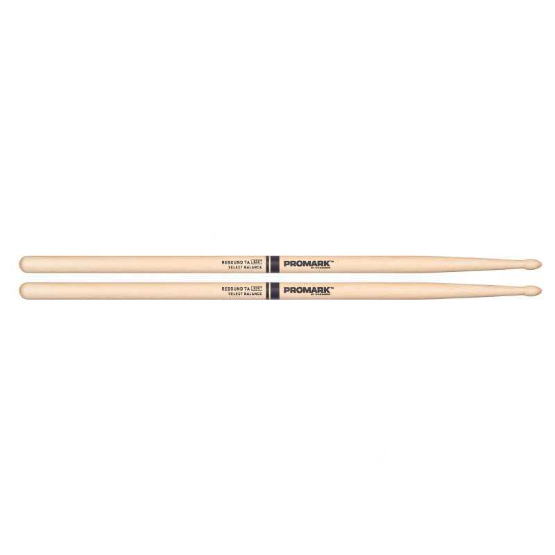 """ProMark Rebound Balance Drum Stick, Wood Tip, .535"""" (7A)"""