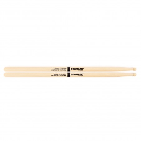 """ProMark Hickory 5A """"Pro-Round"""" Wood Tip drumstick"""