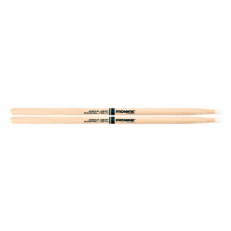 """ProMark Hickory 747 """"The Natural"""" Nylon Tip drumstick"""