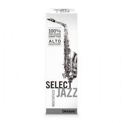 D'Addario Select Jazz Alto Saxophone Mouthpiece, D5M