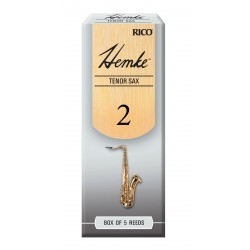 Hemke Tenor Sax Reeds, Strength 2.0, 5-pack