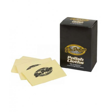 Dunlop JD5400 Guitar Polishing Cloth