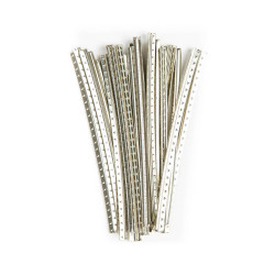 Ultra Jumbo Frets, 18% Nickel/