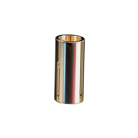 Dunlop JD224 Brass Slide - Heavy Wall Thickness - Large