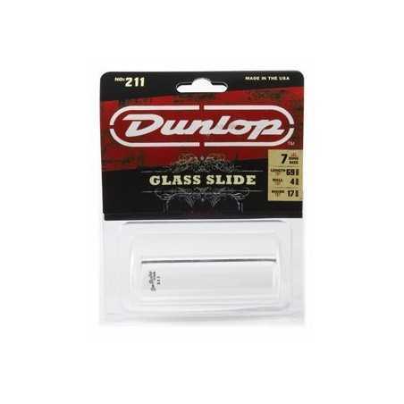 Dunlop JD211 Pyrex Small Glass Guitar Slide