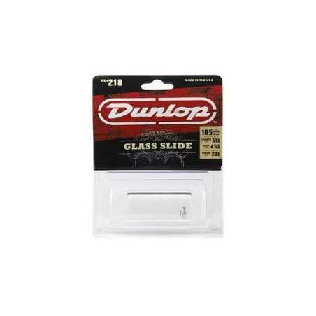 Dunlop JD218 Glass Slide Short / Medium