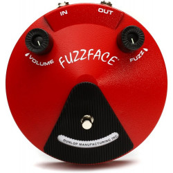 Classic Fuzz Face Pedal