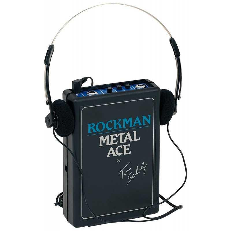 Rockman Bass Ace Bass Guitar Headphone Amplifier