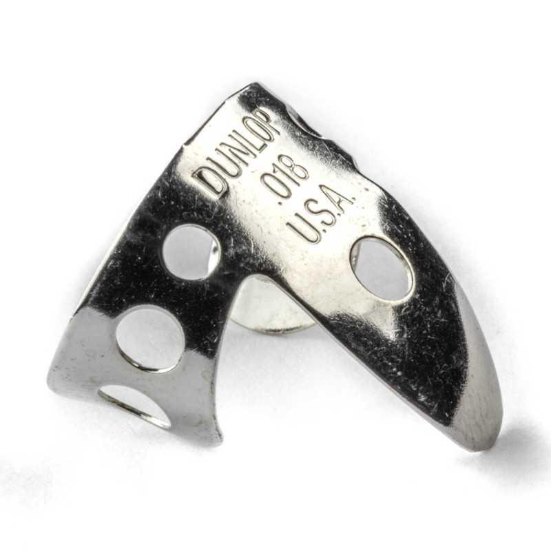Doigt de doigt en argent de 0,018 mm