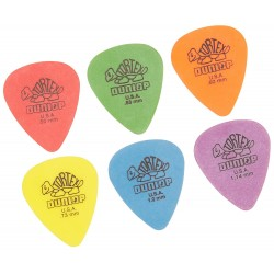 Tortex Compact Cabinet Guitare Pick (216/pack)