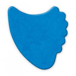Médiator de Guitare Bleue Tossex® de 1,0 mm