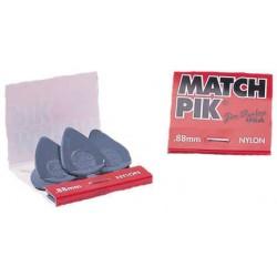 Match Pik Nylon, Gris Clair, .60mm, 12 livres