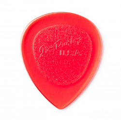Médiator de guitare Stubby® de 1,0 mm (6/pack)
