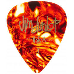 Thin Celluloid Guitar Pick (72/pack)