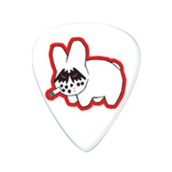 Frank Kozik Picks, King Of Rock, 1.00mm, 36/Bag