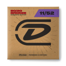 Dunlop DAB1152 Acoustic Guitar Strings