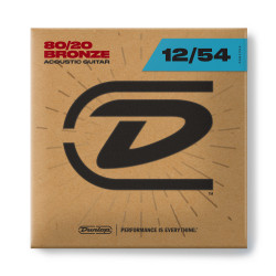 Bronze Light 80/20 Acoustic Guitar Strings