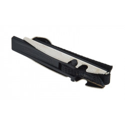 Deluxe Professional Toggle Capo, flat