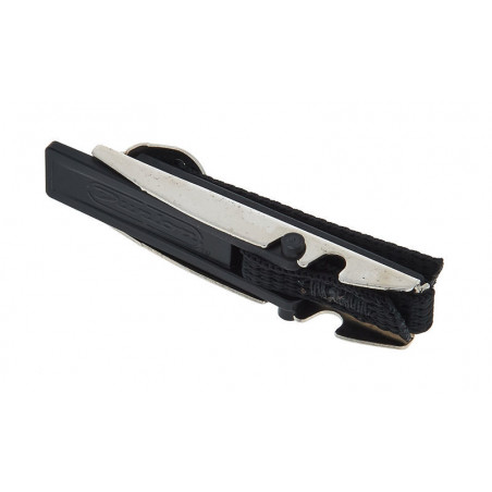 Dunlop 15FD Deluxe Professional Toggle Capo, flat