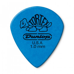 1.0mm Blue Tortex® Jazz III Xl Guitar Pick (72/pack)