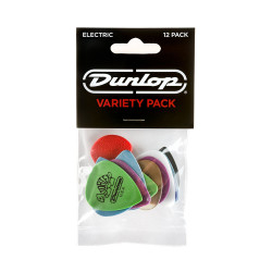 Electric Guitar Pick Variety Pack (12/pack)