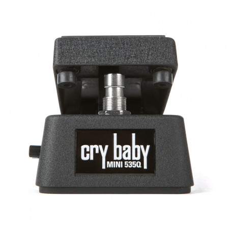 Dunlop CBM535Q Mini Wah Guitar Effects Pedal