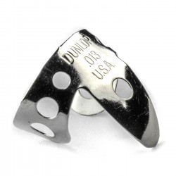 "Nickel Silver Finger & Thumbpicks .018"" (5-pack)"