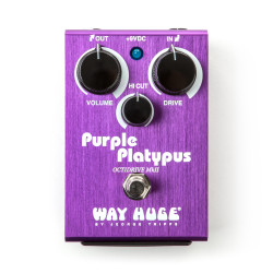 Dunlop WHE800 WAY HUGE® PURPLE PLATYPUS™ OCTIDRIVE