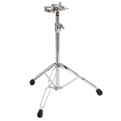 HD Double Braced Tom Stand Double L Rod Platform / Cymbal Mount