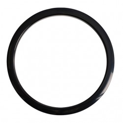 5-Inch Port Hole Protector Ring, Black