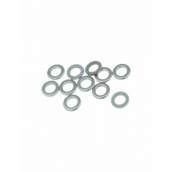 Metal Tension Rod Washer 12/Pack