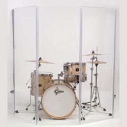 "Drum Shield T-Panel - 5.5x10"""