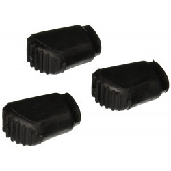 Large Rubber Feet 3/Pack