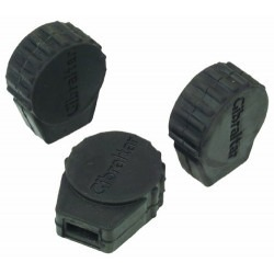 Round Stand Rubber Feet 3/Pack