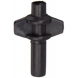 6mm T-Style Wing Nut 4/Pack