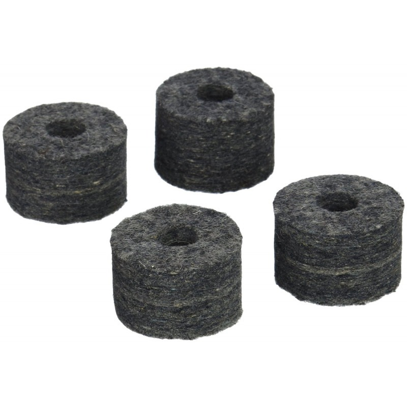 Cymbal Felts Tall 4/Pack