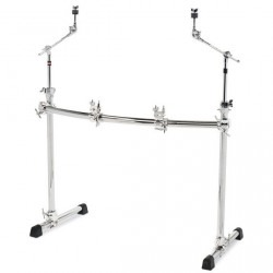 Chrome Series Curved Rack System