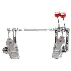 Direct Drive Double Bass Drum Pedal w/carrying case