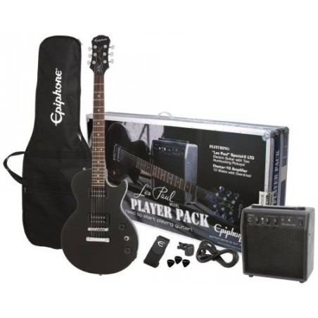 Les Paul Player Pack II Black