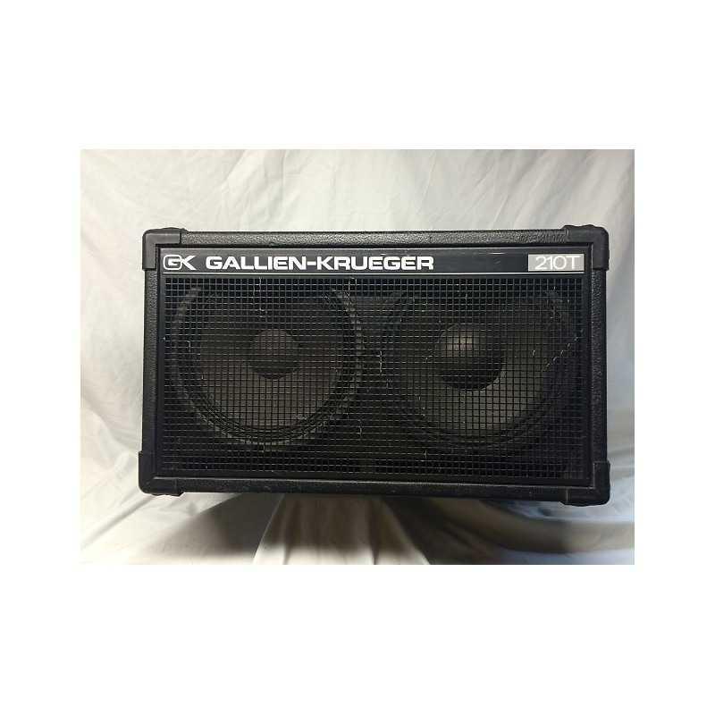 Gallien Krueger - 210T - Cabinet   Boite à Musique rental
