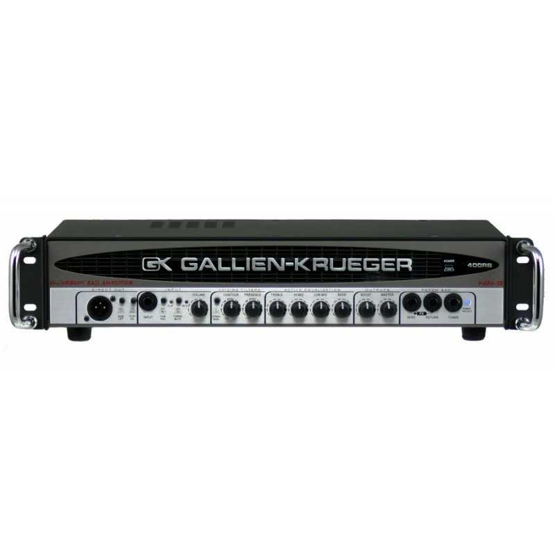 Gallien Krueger - 400RB | Boite à Musique rental