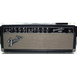 Fender - Bassman - Black Face