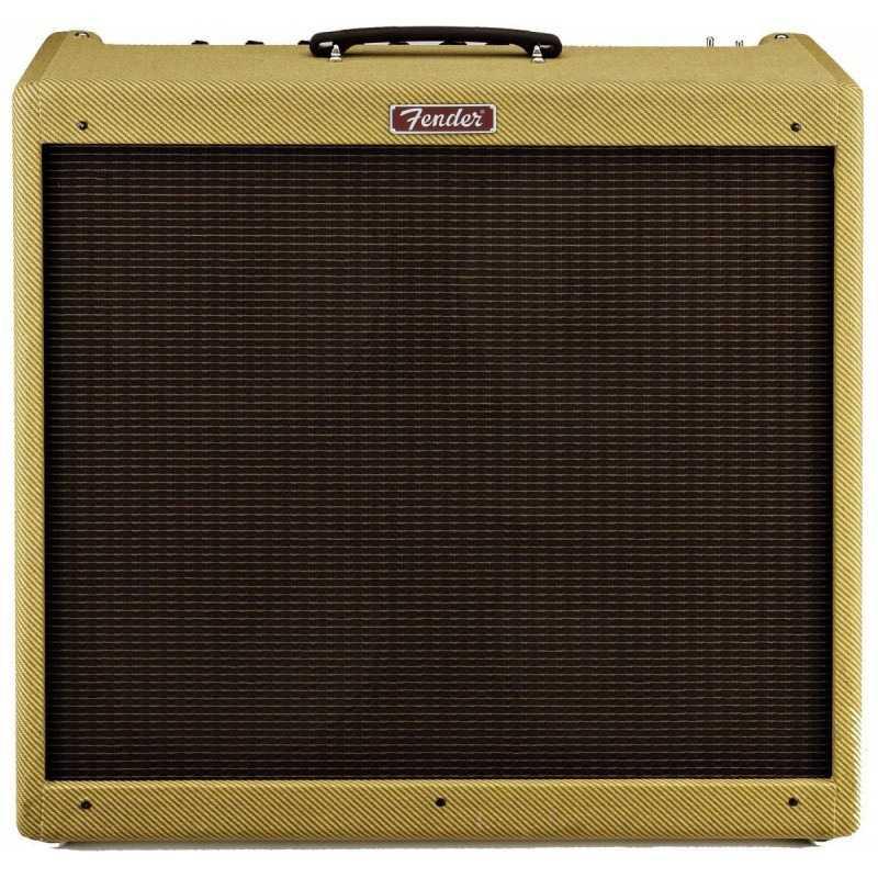 Fender - Blues Deville - 410 - Tweed Original   Boite à Musique rental