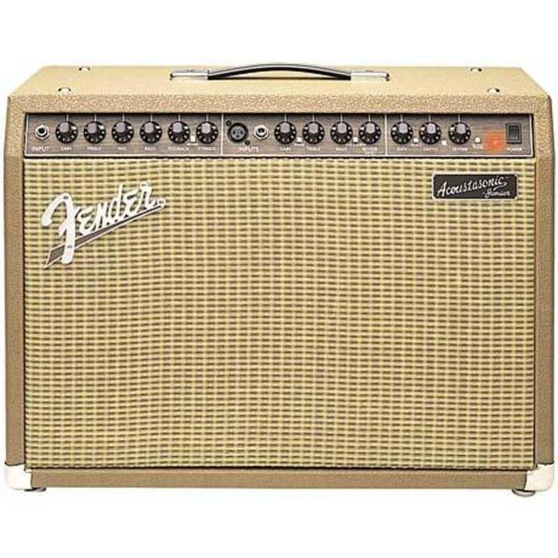 Fender Combo Fender Acoustasonic Junior DSP 2x8 - 40W - | Boite à Musique rental