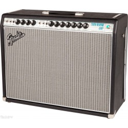 Fender - Silver Face - Twin Reverb (no master volume)